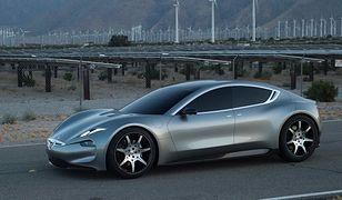 Elektryczny model EMotion - najnowszy projekt Henrika Fiskera
