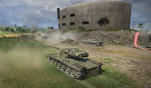 """""""World of Tanks"""" z nowym trybem. Nadchodzą ogromne, pancerne bitwy"""