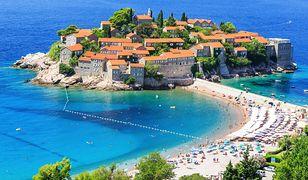 Sveti Stefan - adriatyckie Monako