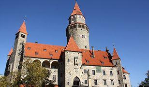Bouzov - czeski zamek jak z bajki
