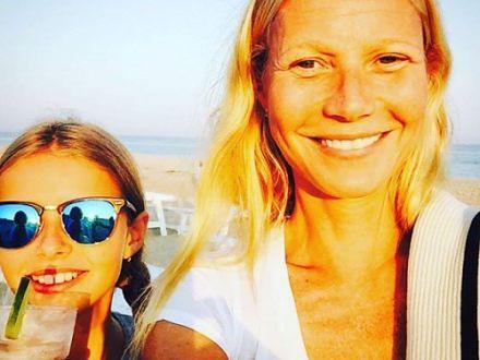 Gwyneth Paltrow o makijażu swojej 11-letniej córki