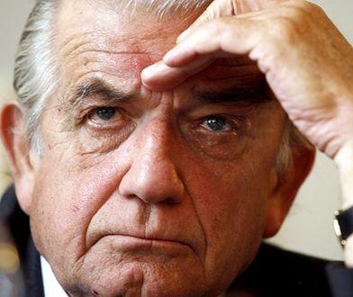 Prof. Zbigniew Religa dał szansę 61-letniemu pacjentowi