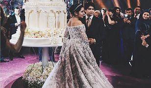 Córka rosyjskiego potentata naftowego pokazała zdjęcia z wesela. Co za przepych!