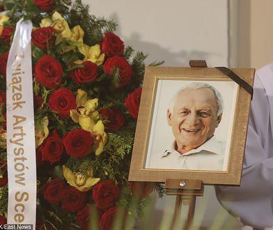 Gwiazdy pożegnały Witolda Pyrkosza