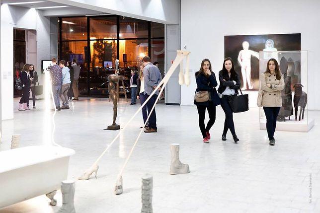 Bezpłatne oprowadzania po wystawach w Muzeum Sztuki Nowoczesnej