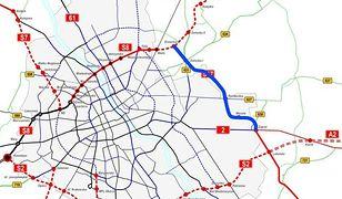 Trasa Wschodniej Obwodnicy Warszawy prowadzić będzie przez Sulejówek