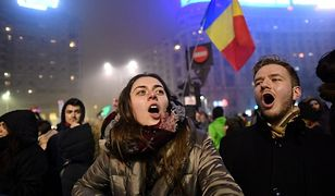 Rumunia: tysiące ludzi protestowało przeciwko centrolewicowemu rządowi