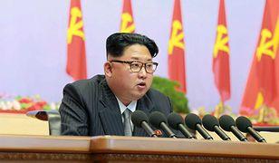 Kim Dzong Un na Kongresie Partii Pracy Korei