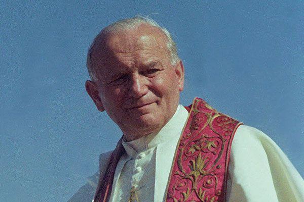 II pielgrzymka do Polski papieża Jana Pawła II