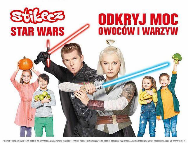 Stikeezy wracają do Lidla. Tym razem w kolekcji Star Wars. Będzie hit?