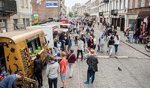 Ulica pełna artystów. Kolejna odsłona Otwartej Ząbkowskiej