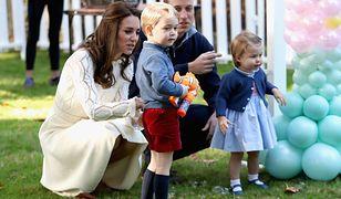 Nawet wpadka Kate nie odwróciła uwagi od jej uroczych dzieci