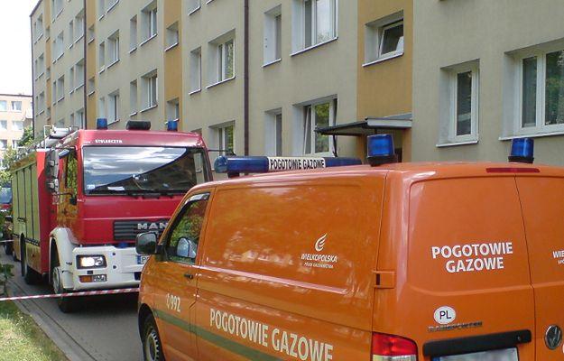 Gliwice: wyciek gazu, ewakuacja hotelu