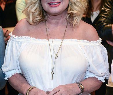 Beata Kozidrak ma problem. Jej ukochany mieszka w USA!