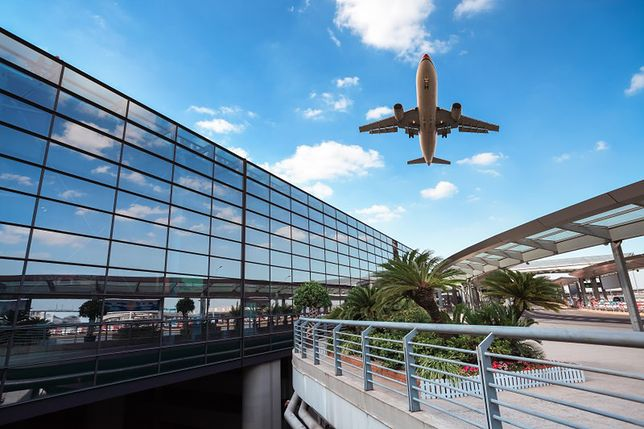 Miejsce 10. Lotnisko Rzym Fiumicino (FCO), Włochy