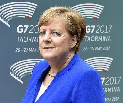 Żelazna kanclerz Niemiec rozegrała Turcję
