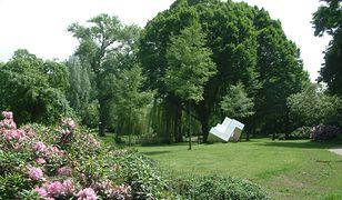 Anne Frankplantsoen w Eindhoven - Park Anny Frank