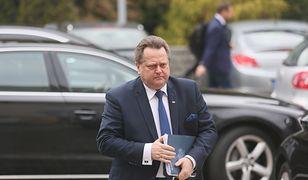 Poseł PiS: Na miejscu wiceministra Zielińskiego podałbym się do dymisji