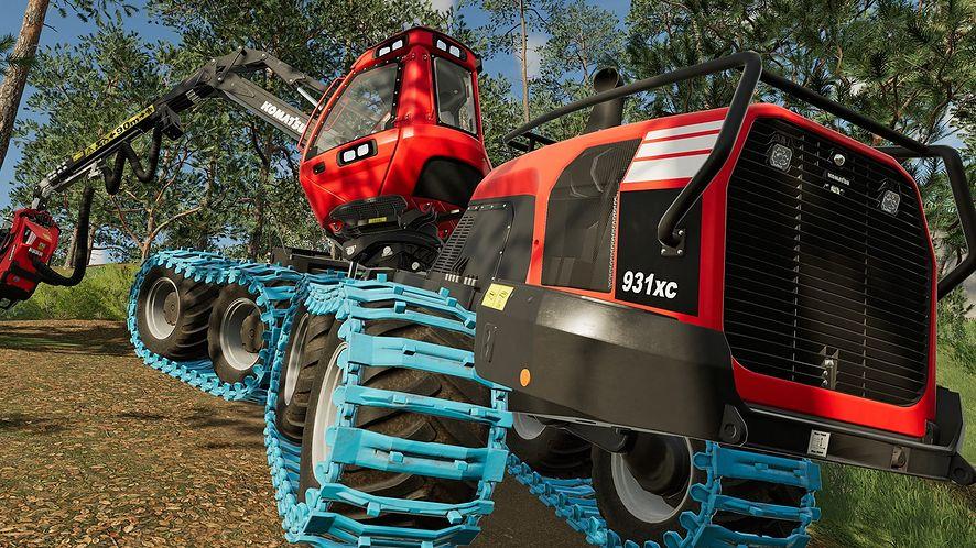 A pod koniec listopada pojawią się tacy kowboje - czyli nowy zwiastun Farming Simulator 19