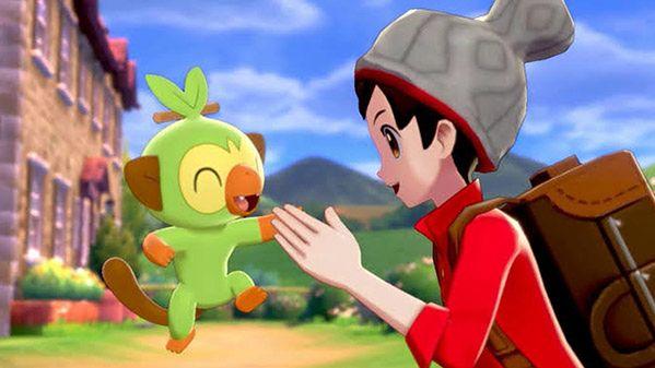 Pokemon Sword/Shield bije rekordy popularności