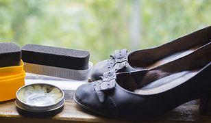 Czyszczenie butów zależy od materiału, z którego są zrobione