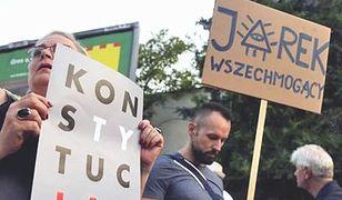 Jacek Dehnel: Parę moich słów spod Pałacu Prezydenckiego