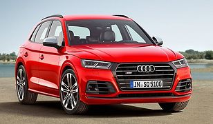 Audi SQ5 debiutuje w Detroit