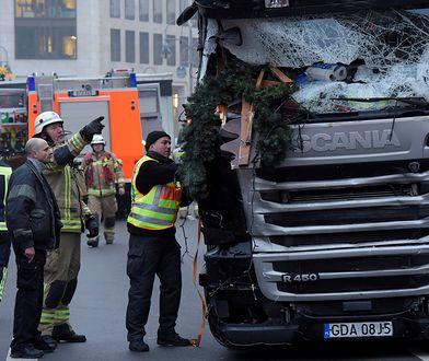 W ubiegłym roku terrorysta polską ciężarówką staranował kiermasz świąteczny w Berlinie