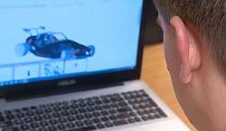 Student AGH zaprojektował bolid i wygrał prestiżowy konkurs dla młodych inżynierów