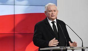 Jarosław Kaczyński komentuje działania TK: tutaj chodzi o wywołanie awantury, nic innego