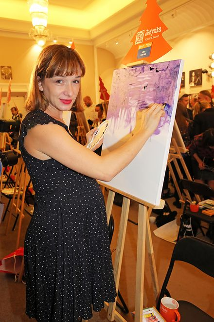 Lidia Sadowa znów zostanie mamą