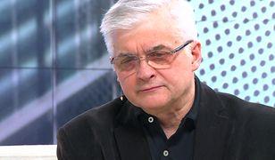 Włodzimierz Cimoszewicz uważa, że rząd często nie zachowuje się racjonalnie i logicznie.