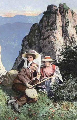 Tatry, jakich nie znamy. Zobacz 10 tatrzańskich widokówek sprzed ponad 100 lat