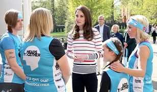 Księżna Kate wspiera osoby z problemami ze zdrowiem psychicznym