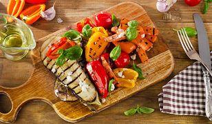 Owoce i warzywa z grilla. Smacznie i zdrowo