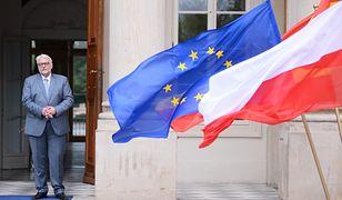 Minister spraw zagranicznych RP Witold Waszczykowski w oczekiwaniu na spotkanie