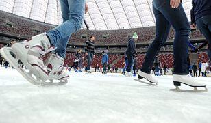 Warszawa - 3 lodowiska na Stadionie Narodowym