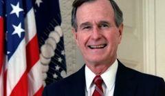 George H. W. Bush znowu w szpitalu