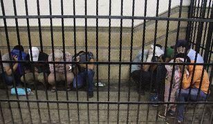 Ośmiu mężczyzn zostało skazanych za udział w gejowskim ślubie, Kair, 2014 r.