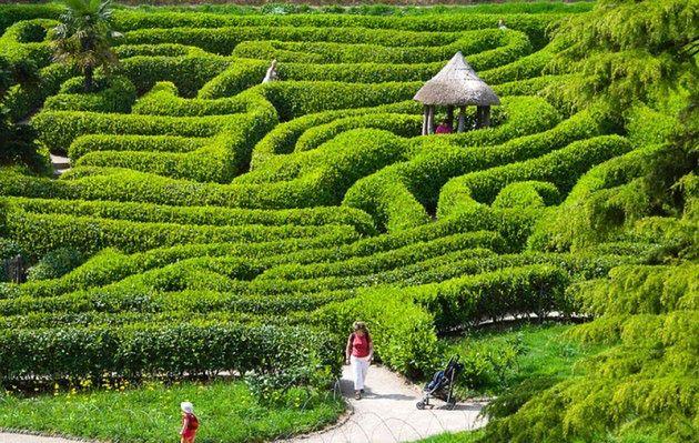 Glendurgan Gardens, Falmouth, Wielka Brytania