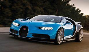 Bugatti sprzedało mniej niż połowę Chironów