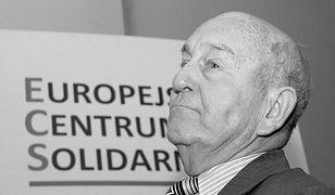 Nie żyje Alojzy Szablewski, zasłużony działacz antykomunistyczny z Pomorza