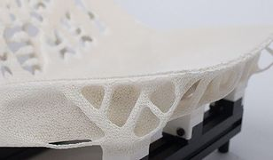 Fotel samochodowy Toyoty z drukarki 3D