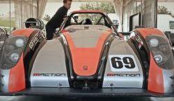 Radical SR8 RX – maszyna do bicia rekordów