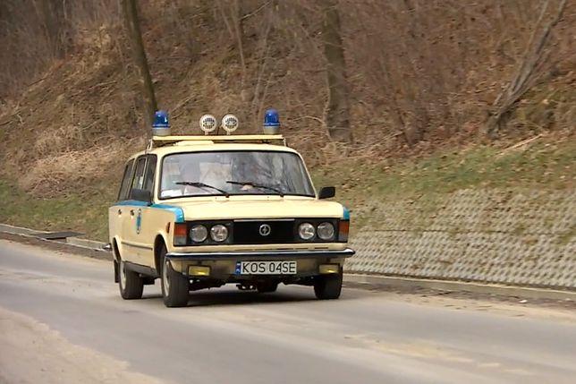 Duży Fiat za ponad 50 tys. zł? Tylko sanitarka