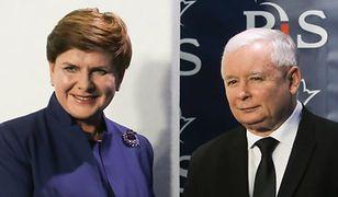 Beata Szydło i Jarosław Kaczyński tworzą zgrany duet. Czy potrzebna jest zmiana?