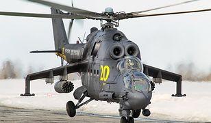 """""""Latający czołg"""" polskiej armii - Mi-24"""