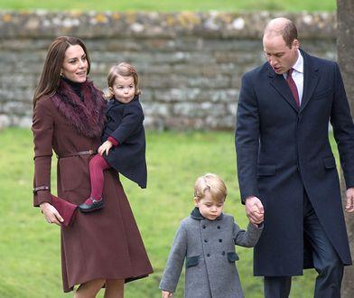 Księżna Kate w Bucklebury