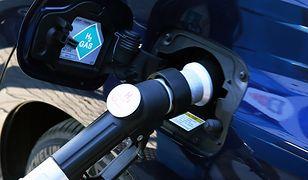W ogniwach paliwowych z wodoru uzyskiwany jest prąd