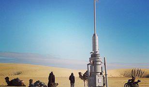 """Tunezja śladem """"Gwiezdnych wojen"""""""